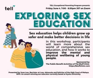 2021-06-04 Exploring Sex Education